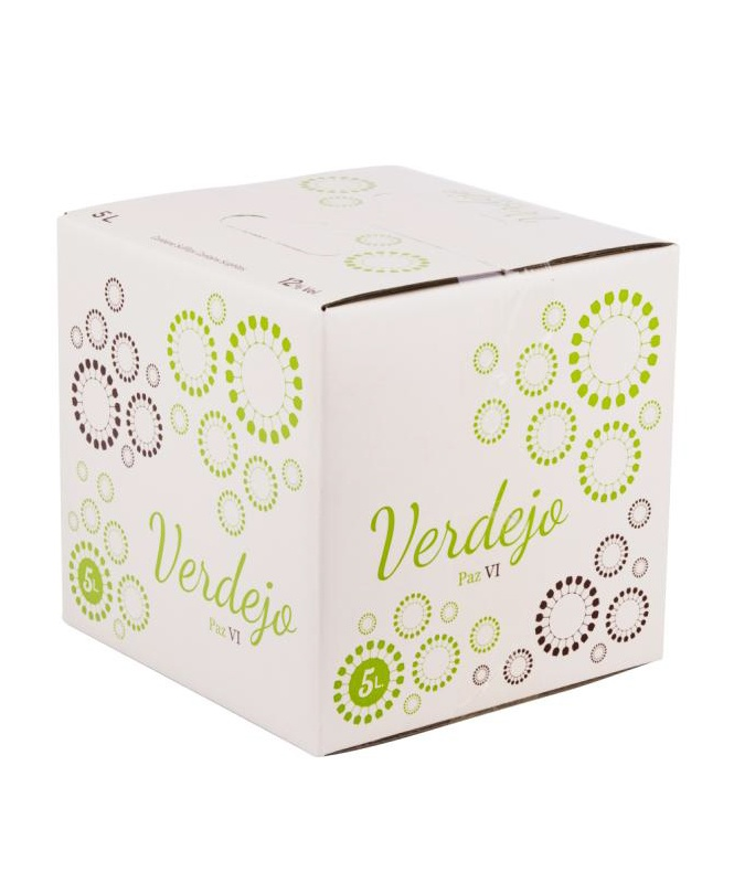 Bag in Box 5 Litros Verdejo